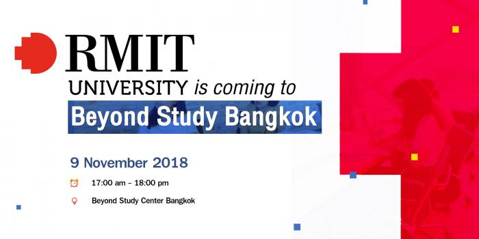 RMIT in-house interview in Bangkok
