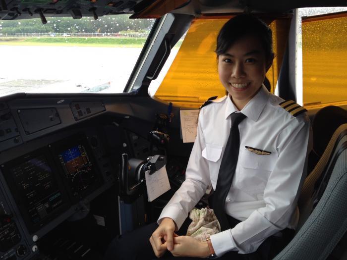 คุณกอล์ฟ สมฤทัย แก้วจุฑานิติ - จากการเรียนและทำงานที่ออสเตรเลีย สู่การเป็น นักบินหญิง