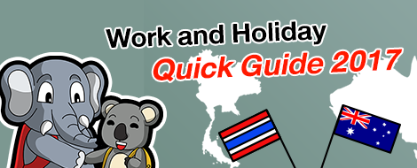 Work and Holiday Quick Guide 2017