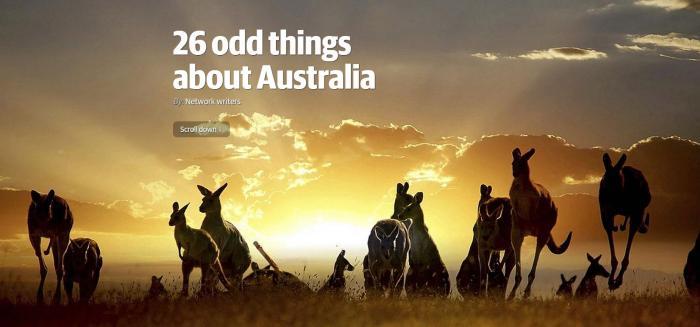 26 เรื่องแปลกๆของประเทศออสเตรเลียที่คุณอาจไม่เคยรู้มาก่อน